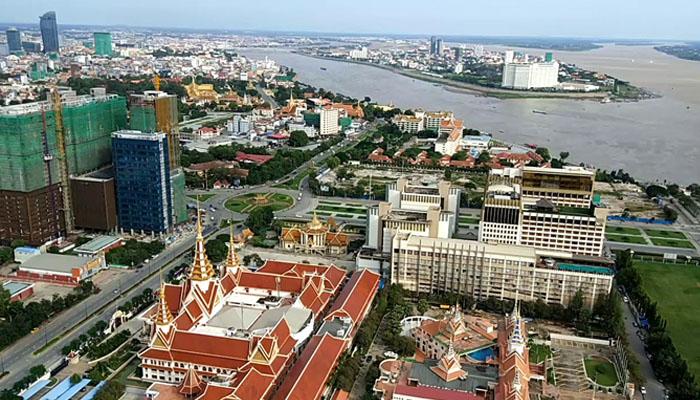 thủ đô Phnompenh.