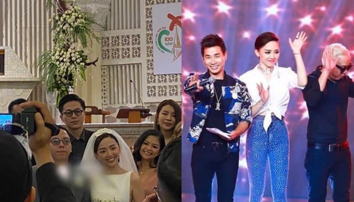Hé lộ hình ảnh đám cưới của Tóc Tiên ở Đà Lạt