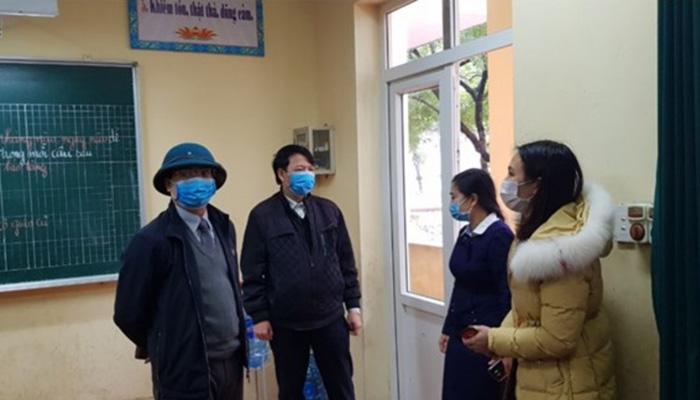 Vĩnh Phúc cho học sinh nghie thêm 1 tuần nữa vì có em học sinh dương tính với virus corona