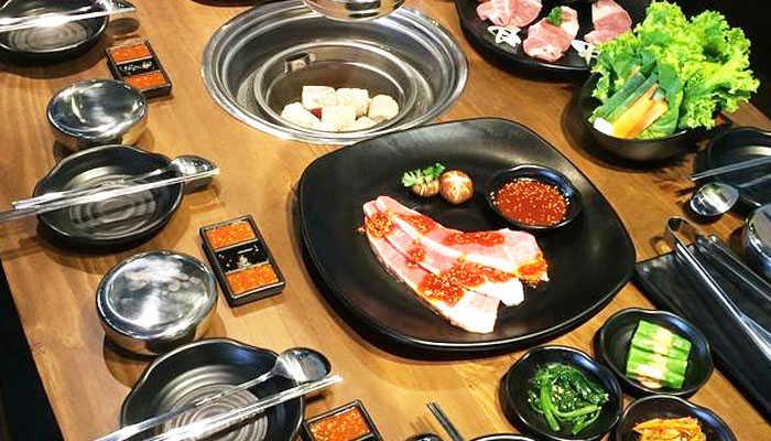 Món ăn Hàn Hàn Quốc tại Đà lạt
