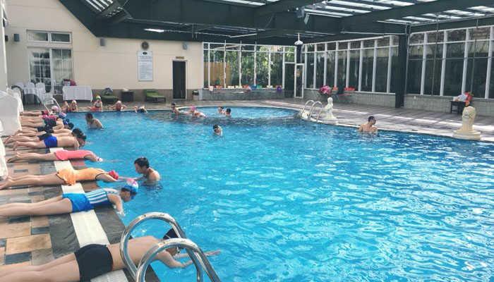 Toàn cảnh khách sạn Sài Gòn-Đà Lạt