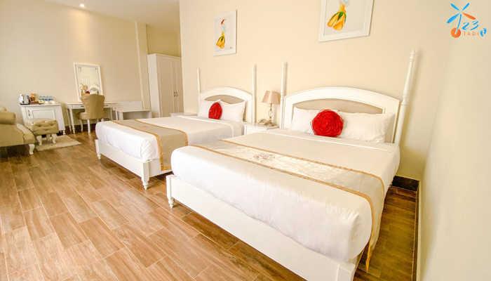 Các địa điểm du lịch xung quanh La Vie En Rose Villa