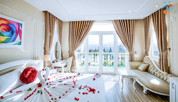 La Vie En Rose Villa