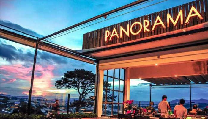 Panorama Cafe – Quán cà phê đẹp ở Đà Lạt