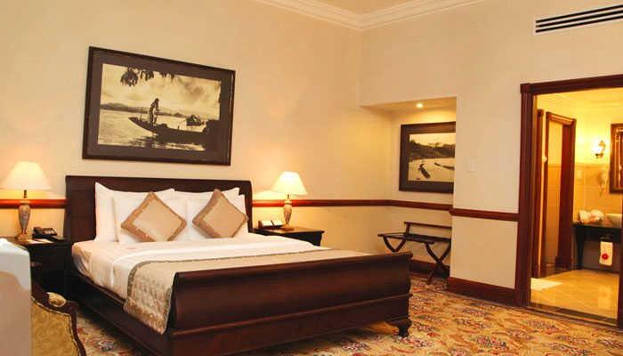 Phòng khách sạn Sammy Đà Lạt Holtel