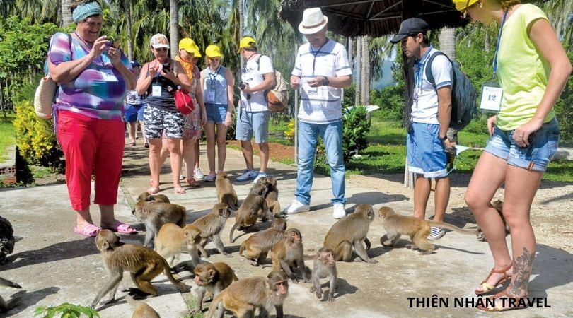 Địa điểm du lịch - Đảo Khỉ Nha Trang