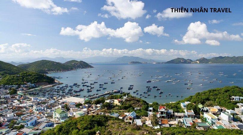 Đảo Bình Ba - Địa điểm du lịch nghỉ dưỡng