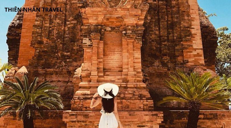 Tháp Bà Ponaga - Địa điểm tham quan mang tính văn hóa