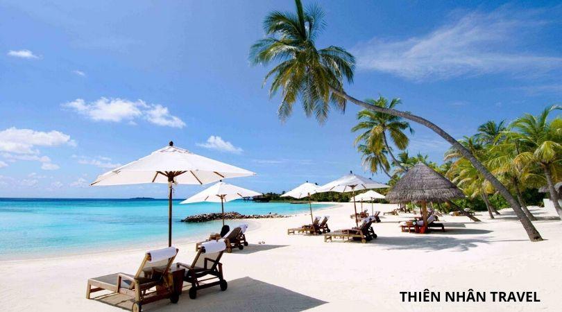 Địa điểm du lịch - Bãi Dài Nha Trang