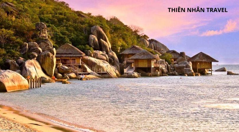 Vịnh Vân Phong - Resort đẳng cấp nằm trên Vịnh