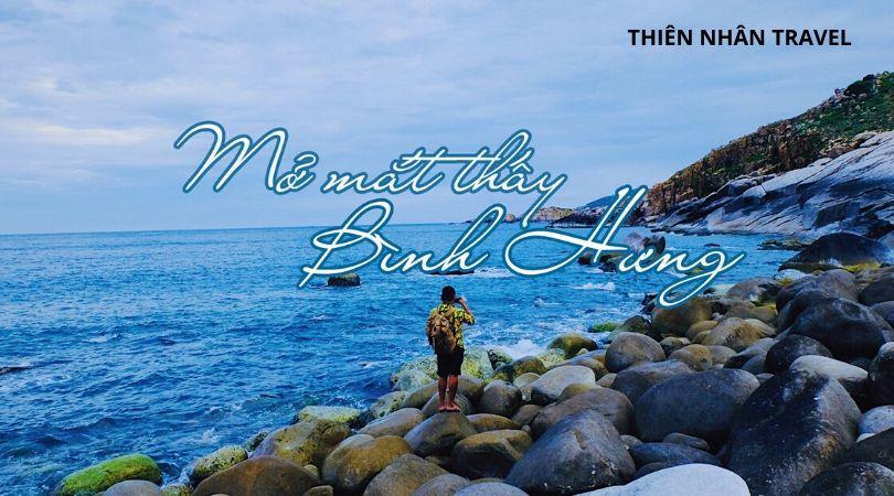 Đảo Bình Hưng - Địa điểm du lịch nghỉ dưỡng