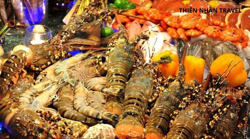 Du Lịch Nha Trang 2020- Hải Sản Nha Trang vô cùng phong phú và luôn tươi ngon