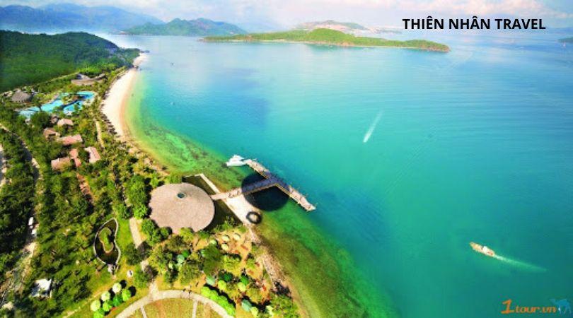 Địa điểm du lịch - Đảo Hòn Tằm Nha Trang