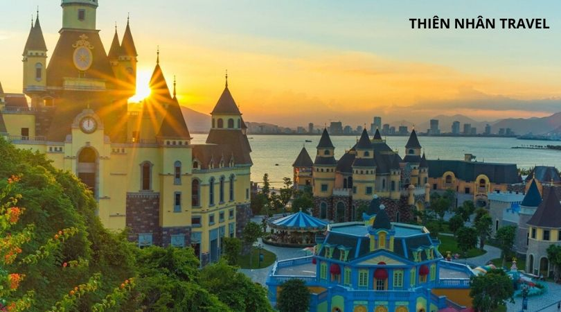 Vinpearland Nha Trang - địa điểm tham quan quên lối về