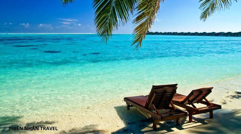 Du Lịch Nha Trang 2020 - Biển Nha Trang cát trắng nắng vàng biển xanh