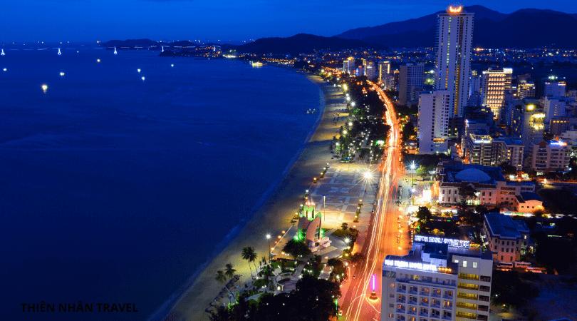 Du Lịch Nha Trang 2020- Nha Trang về Đêm