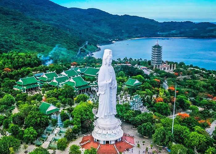 Đi Bãi Bụt viếng chùa Linh Ứng Đà Nẵng - 123tadi: Chia sẻ kinh ...