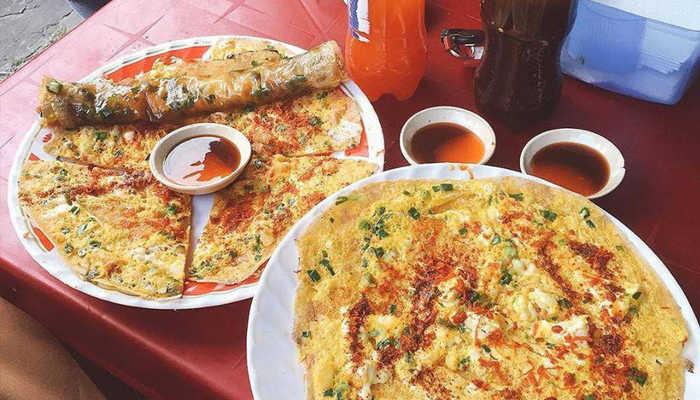 Bánh Tráng Nướng Dì Đinh - ẩm thực Đà Lạt đặc trưng