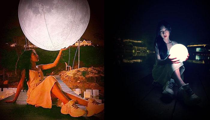 Mặt trăng không lồ