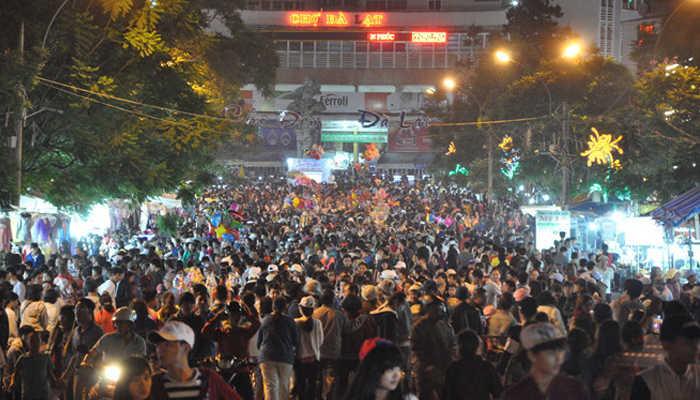 Giới thiệu chợ đêm Đà Lạt