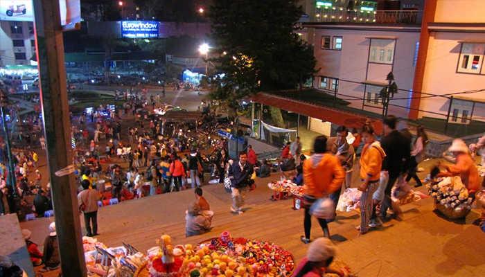 Nguồn gốc cái tên chợ Âm Phủ của chợ đêm Đà Lạt