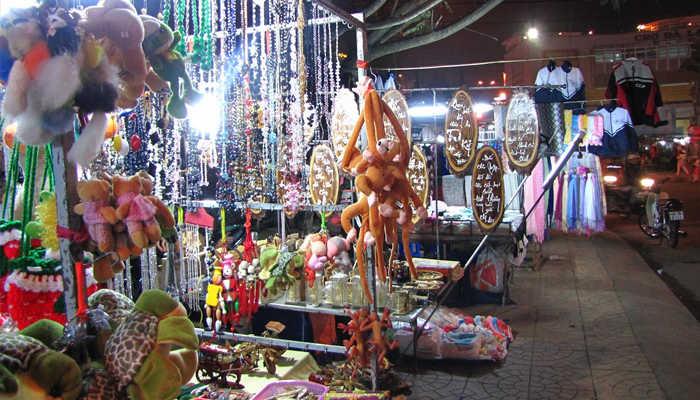Địa chỉ chợ đêm Đà Lạt