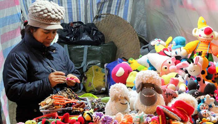 Địa điểm gửi xe chợ đêm Đà Lạt