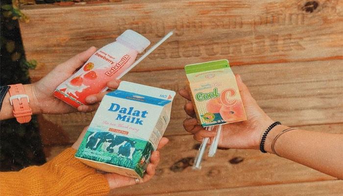 Sản Phẩm Sữa Dalat Milk Farm