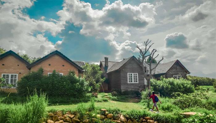 Dalat Milk Farm góc trời Hà Lan