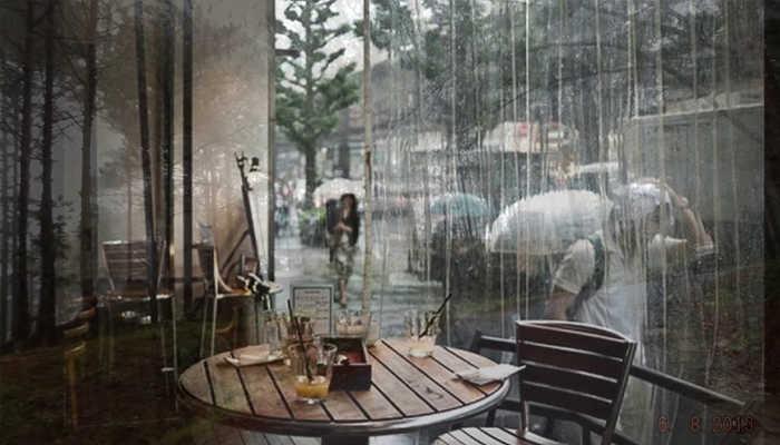 Có một mùa mưa tình yêu và nỗi nhớ ở Đà Lạt