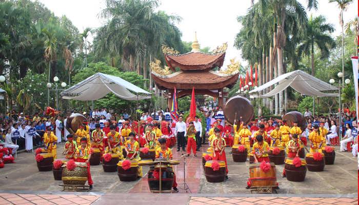 Giỗ tổ Hùng Vương được chuẩn bị như thế nào?