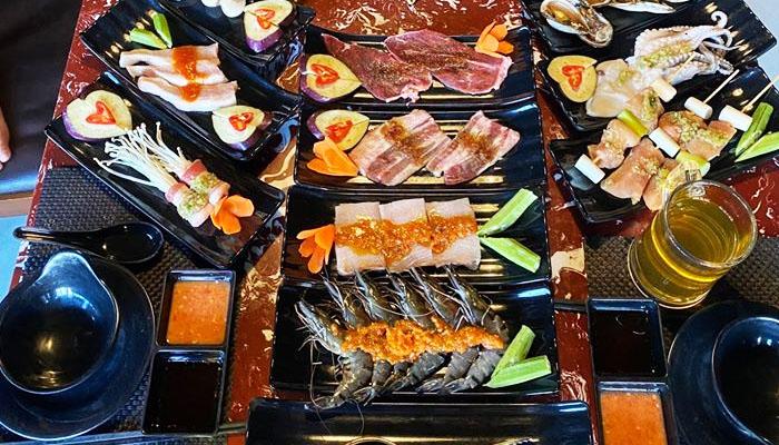 Quán ăn Hàn Quốc Đà Lạt