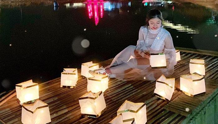 Thủy Đăng Viên điểm check in độc nhất ở Đà Lạt