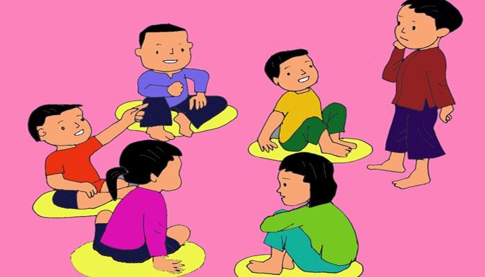Trò chơi tập thể cho trẻ mầm non