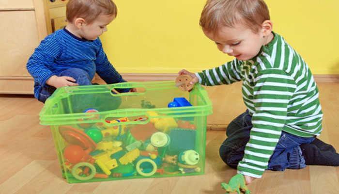 Kỹ năng sống cho trẻ 3 tuổi