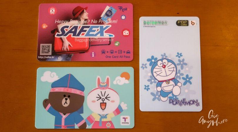 Du lịch Hàn Quốc - T-Money giúp bạn dễ dàng mua sắm hơn