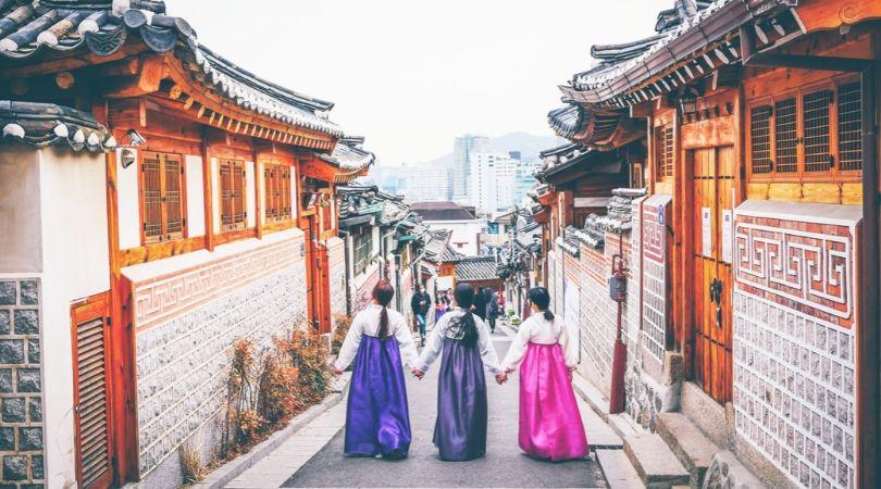 Du lịch Hàn Quốc - nếu đi du lịch bụi bạn nên thử đăng ký
