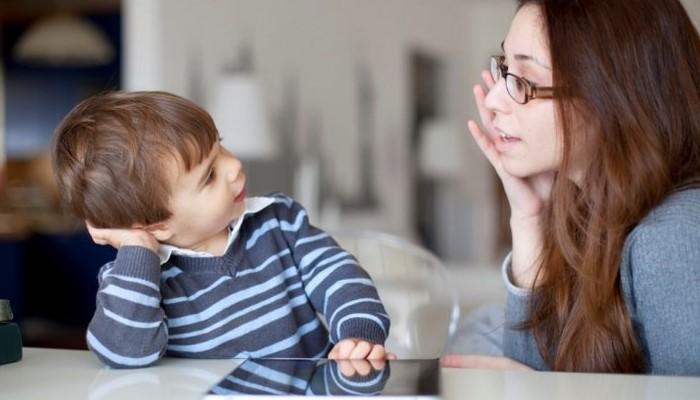 kỹ năng giao tiếp cho trẻ (Nguồn internet)