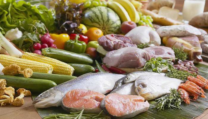 Để phòng dịch covid 19 bạn nên ăn đa dạng thực phẩm
